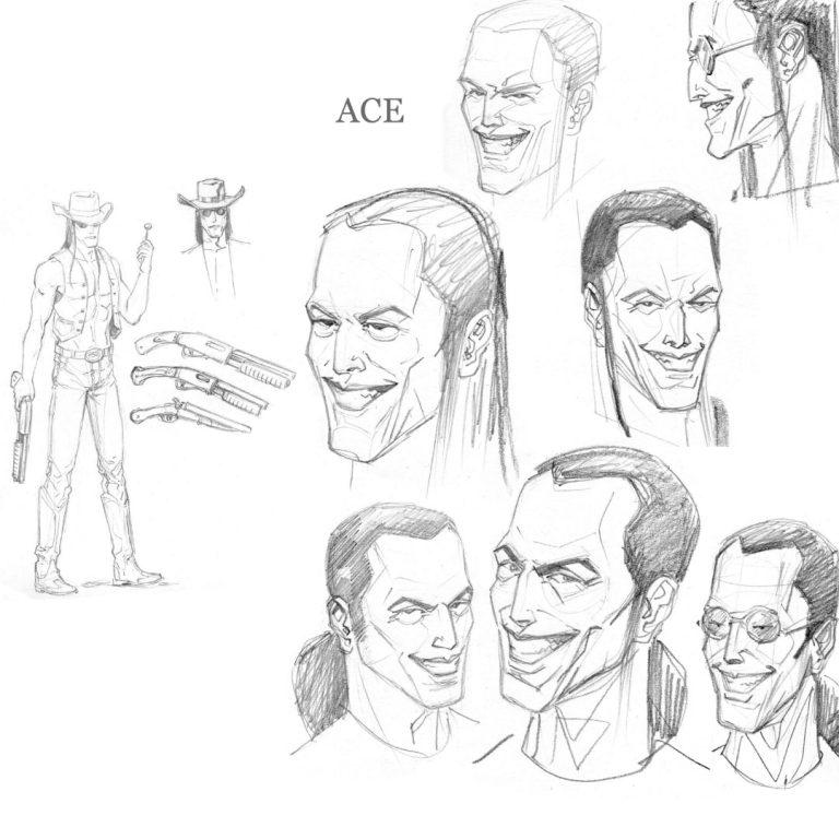 Ace - Oskar Fuchs - Pokolenie Z
