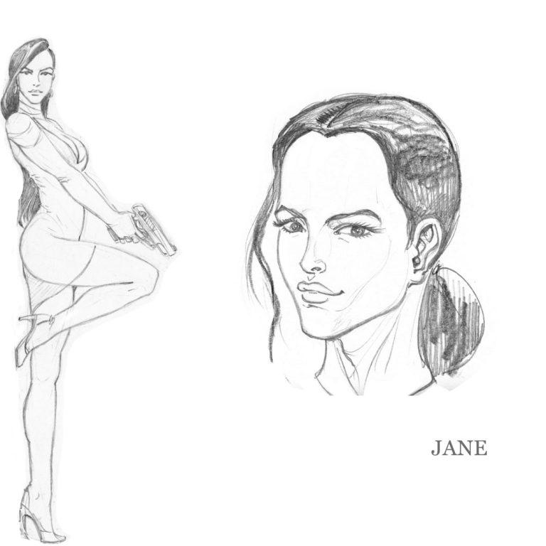 Jane - Oskar Fuchs - Pokolenie Z
